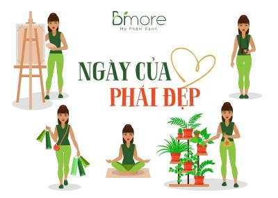 BiMore - Be more than just a woman!